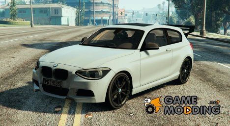 2013 BMW M135i for GTA 5