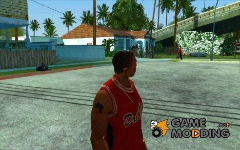 Игрок смотрит туда, куда смотрите вы для GTA San Andreas
