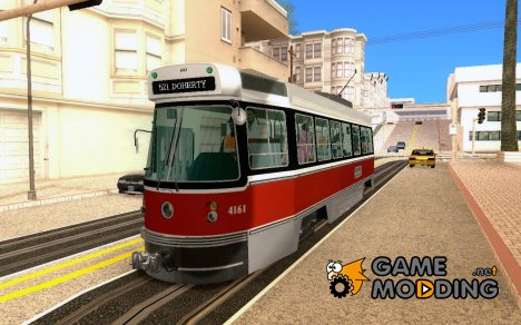Canadian Light Rail для GTA San Andreas