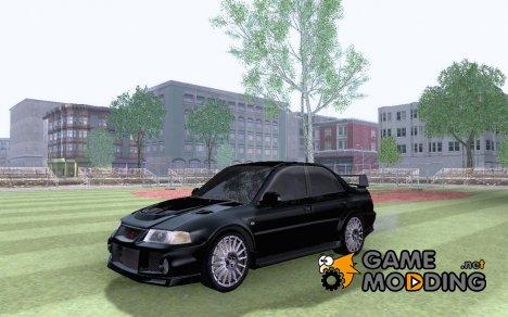 Mitsubishi Lancer Evolution VI LE for GTA San Andreas