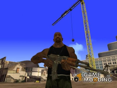 АКМС for GTA San Andreas