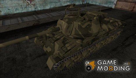 Шкурка для T28 Prototype for World of Tanks