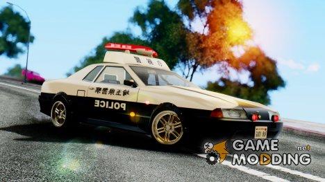 Elegy police для GTA San Andreas