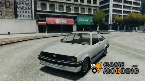 Chevrolet Chevette 1.6 1993 for GTA 4