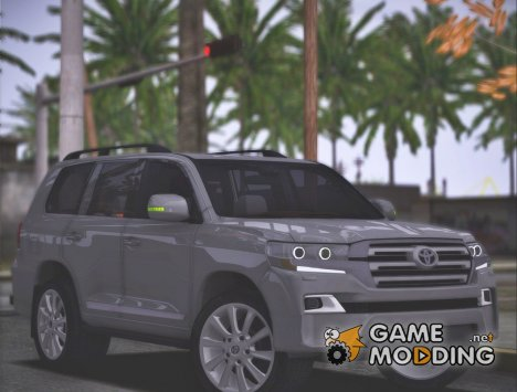 Land Cruiser 200 Sport Design для GTA San Andreas