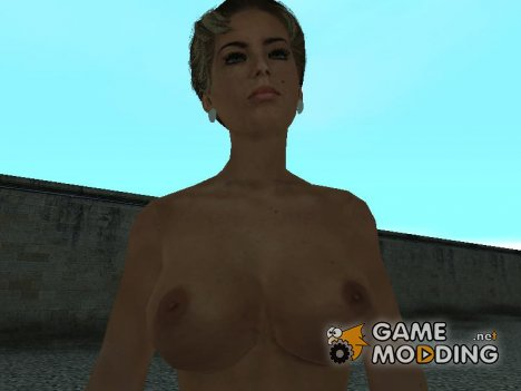 Nude Stripper from Mafia II for GTA San Andreas
