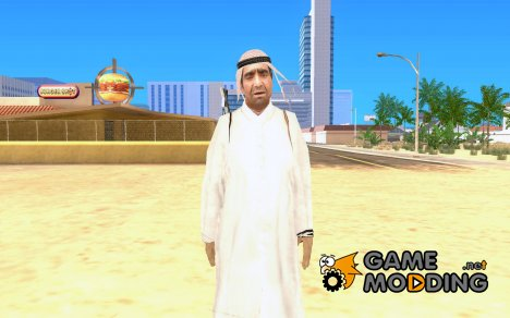 Arabian Wahhabi for GTA San Andreas