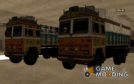 TATA 2515 for GTA San Andreas