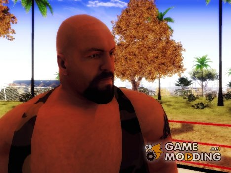 WWE Big Show for GTA San Andreas