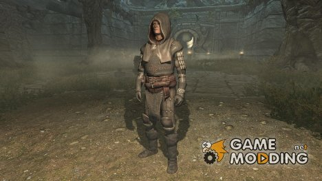 Assassins Armor Set для TES V Skyrim