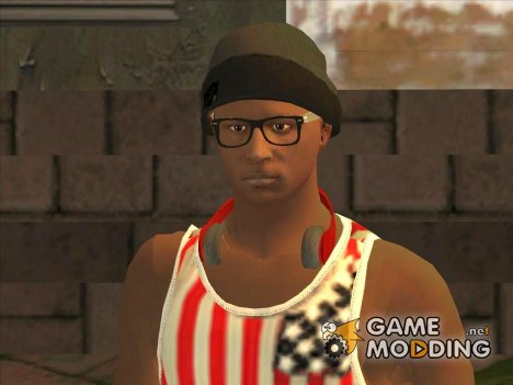 American Nigga GTA Online for GTA San Andreas