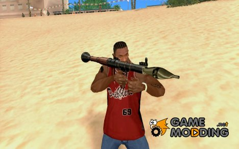RPG из BF2 for GTA San Andreas