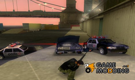 Присесть для GTA 3