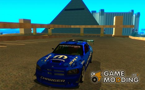 Mopar Dodge Charger для GTA San Andreas