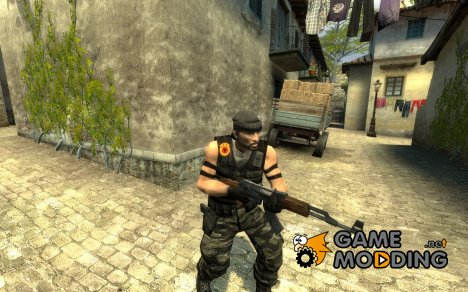 UCK Terrorist Skin для Counter-Strike Source