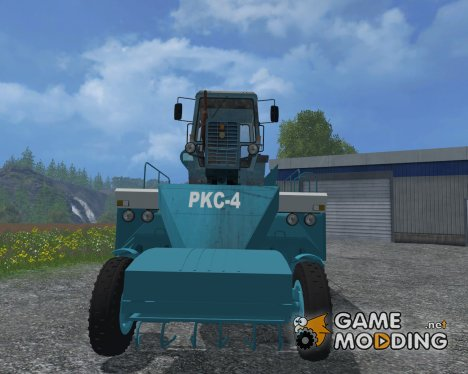PKC-4 для Farming Simulator 2015