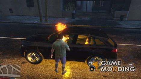 Огнедышащий for GTA 5
