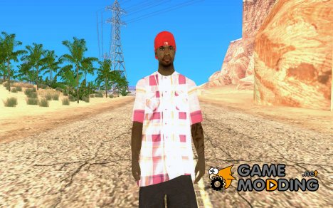 MaeGee offender for GTA San Andreas