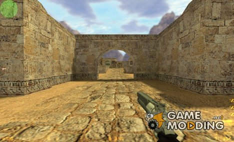Trigun Deagle для Counter-Strike 1.6