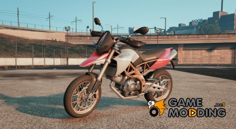 Aprilia Dorsoduro 750 for GTA 5