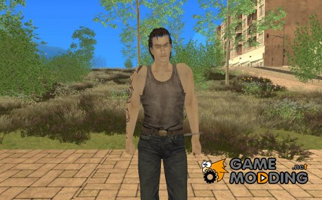 Billy Coen for GTA San Andreas