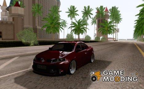 2008 Renault Megane II CC Tuning для GTA San Andreas