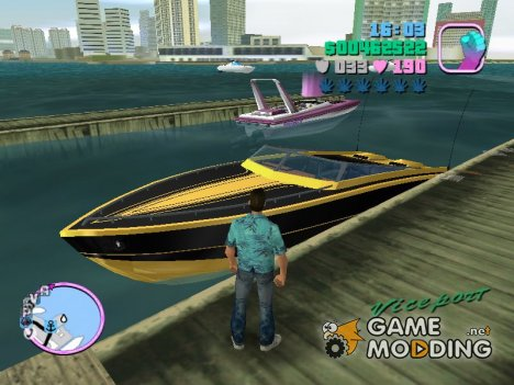 Jetmax for GTA Vice City