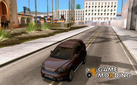Honda CR-V 2011 for GTA San Andreas
