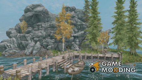 Fredora Islands for TES V Skyrim
