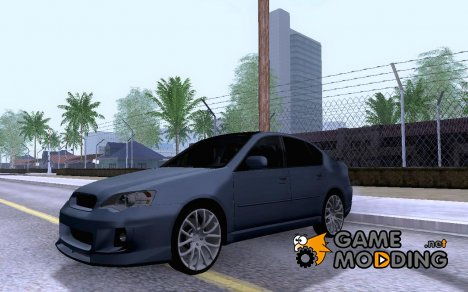 Subaru Legacy 2004 for GTA San Andreas