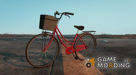 Japanese Bicycle для GTA 5