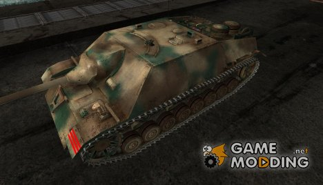 JagdPzIV 1 for World of Tanks