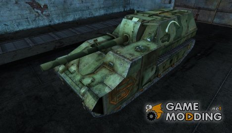 СУ-14 Doublemint 1 for World of Tanks