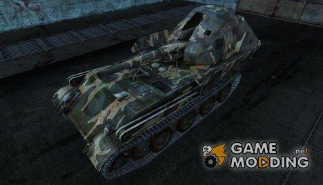 Шкурка для Gw-Panther Urban Camo для World of Tanks