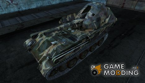 Шкурка для Gw-Panther Urban Camo for World of Tanks