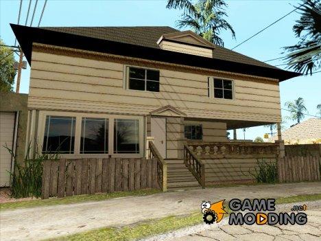 Grove Street Retextured v2 for GTA San Andreas