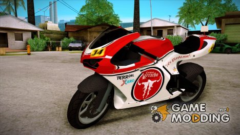 Bati RR 801 for GTA San Andreas