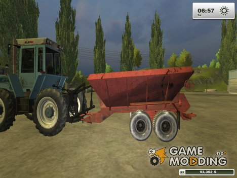 МВУ-8 for Farming Simulator 2013