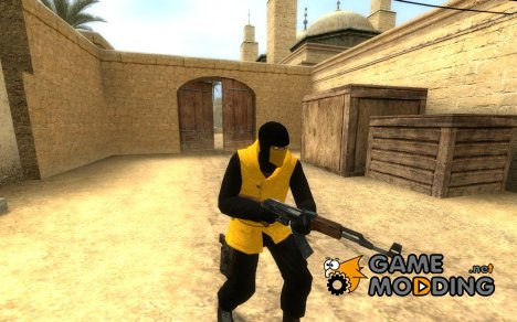 Scorpion for Counter-Strike Source