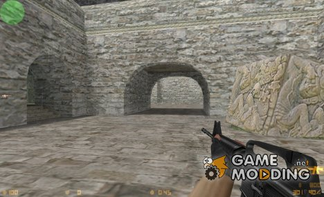 M4A1 Carabine для Counter-Strike 1.6
