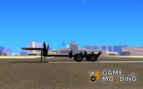 Прицеп для лодок for GTA San Andreas
