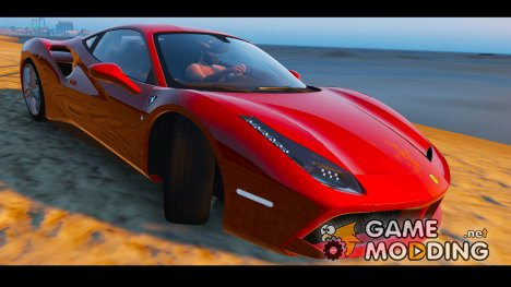 Ferrari 488 GTB 2016 for GTA 5