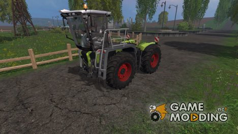Claas Xerion 3800 for Farming Simulator 2015