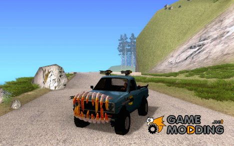 Nissan 1400 для GTA San Andreas