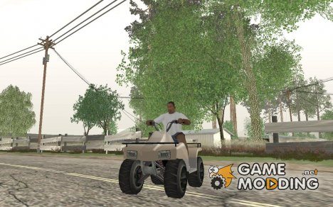 Quad Bike for GTA San Andreas