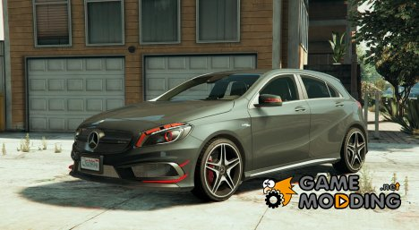 Mercedes-Benz A45 2012 V2.0 for GTA 5