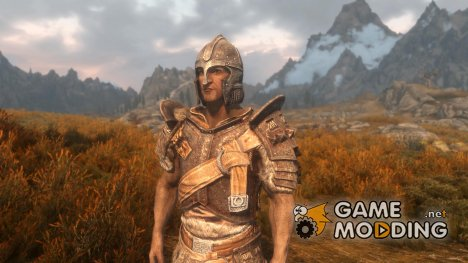 Better Fitting Steel Helms for TES V Skyrim