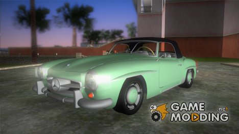 Mercedes-Benz 190 SL для GTA Vice City