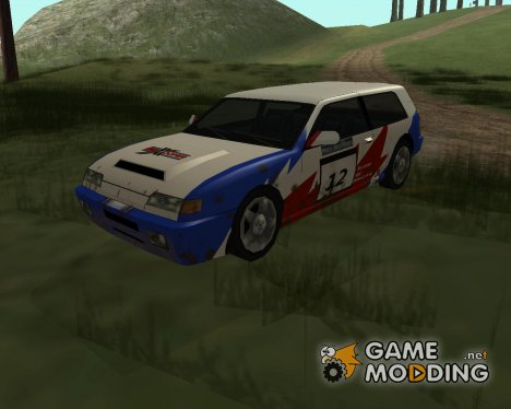 Flash  (Rally) for GTA San Andreas