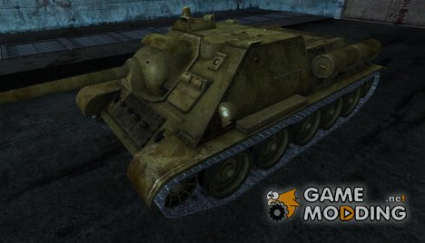СУ-85 J3ka для World of Tanks